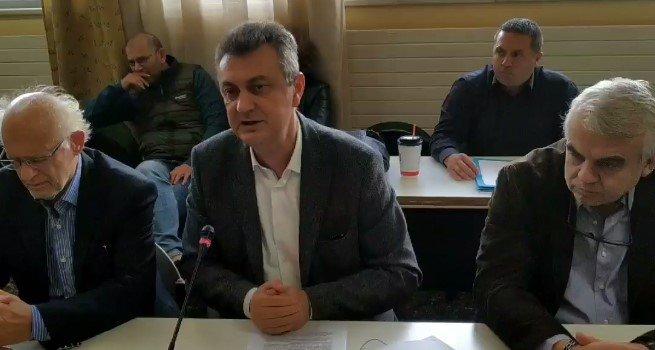 Ο Γιώργος Κωτσός σε συνάντηση φορέων ν. Καρδίτσας για Συντονισμένη διεκδίκηση για τη λειτουργία της Σχολής Προσχολικής Αγωγής