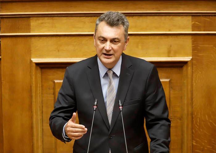 Ομιλία στη Βουλή από το Γιώργο Κωτσό για το Σ/Ν Υπ. Εργασίας & Κοινωνικών Υποθέσεων