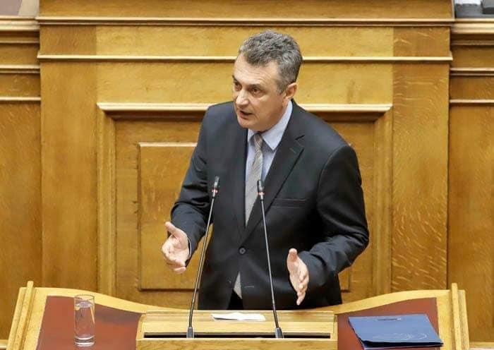 Ενημερωτικό πολιτικής δράσης Βουλευτή ΝΔ ν. Καρδίτσας Γιώργο Κωτσού