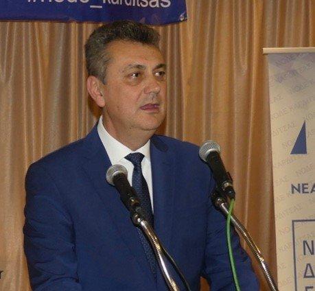 Μέτρα για την οικονομική ενίσχυση των Επαγγελματιών Τουρισμού λόγω Κορονοϊού , ζητεί ο Γιώργος Κωτσός