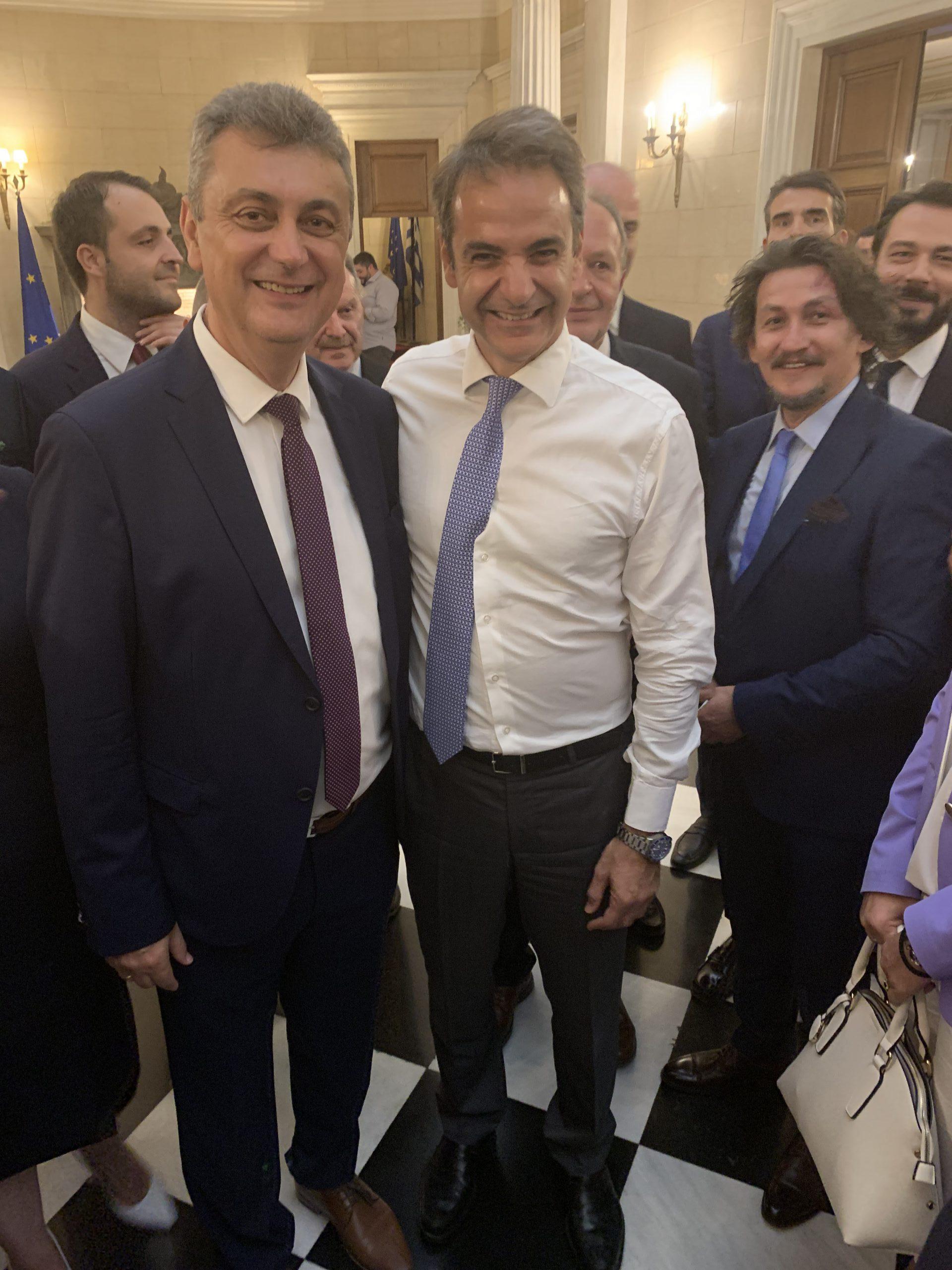 Ένας χρόνος διακυβέρνησης ΝΔ με Πρωθυπουργό τον Κυριάκο Μητσοτσάκη